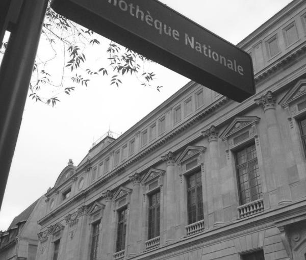 A la découverte de la BnF – site Richelieu-Louvois